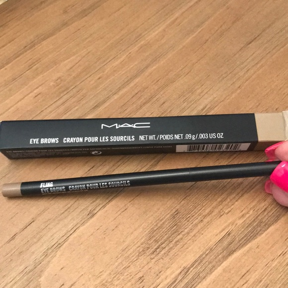 Mac Cosmetics Makeup Mac Eyebrow Pencil Poshmark